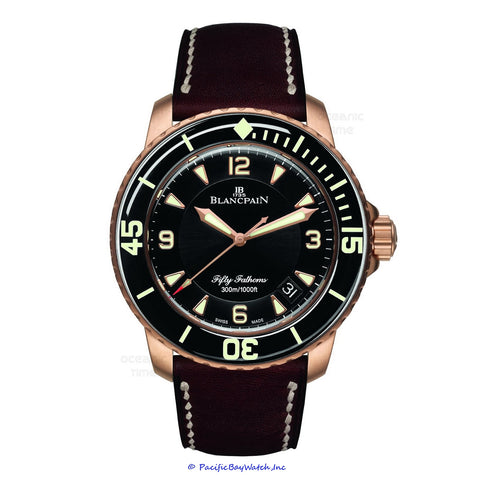Blancpain Fifty Fathoms 5015A-3630-63B