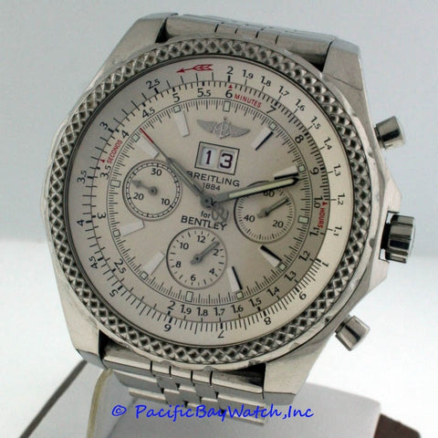 Breitling Bentley Motors 6.75 A4436212/G573 Pre-owned