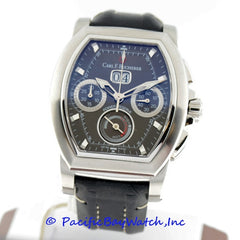 Carl F. Bucherer Patravi T-Graph 00.10615.08.33.01 Pre-owned