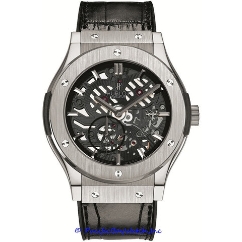 Hublot Classic Fusion Skeleton 515.NX.0170.LR Pre-Owned