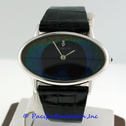 Corum Oval Ladies Watch Pre-owned