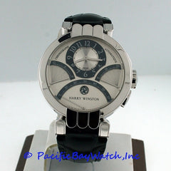 Harry Winston Premier Excenter Chronograph 200/MCRA39WL.W Pre-Owned