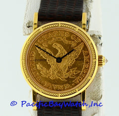 Corum $5 Coin Pre-owned