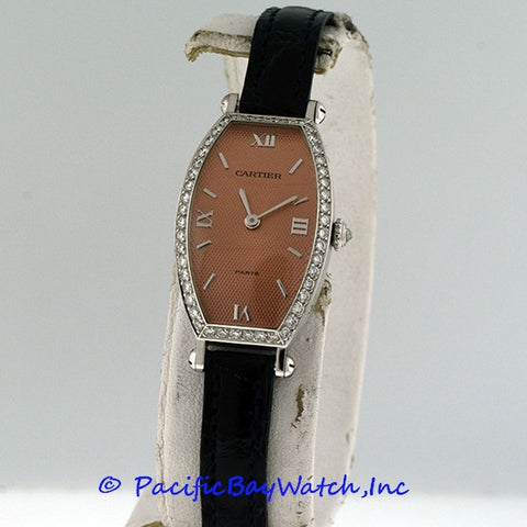 Cartier Baignoire Alongee Ladies Pre-owned