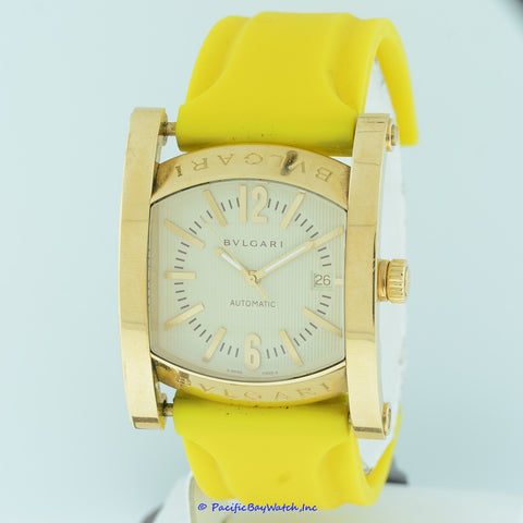 Bvlgari Assioma Automatic AA48GLD Pre-Owned