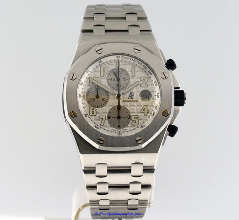 Audemars Piguet Royal Oak Offshore 25721ST.OO.1000ST.07 Pre-owned