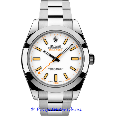 Rolex Milgauss 116400 Pre-Owned