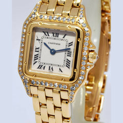 Cartier Panther Ladies 22mm Pre-Owned