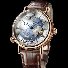 Breguet Hora Mundi Asia Men's 5717BR/AS/9ZU
