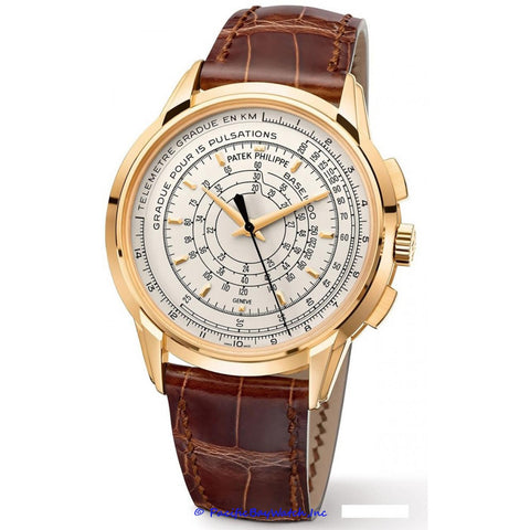 Patek Philippe 175th Anniversary Multi-Scale Chronograph 5975R-001