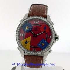 Jacob & Co. 5 Time Zone Pre-owned