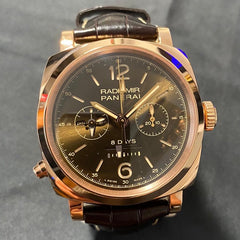 Panerai Radiomir 1940 8 Day Monopulsante GMG Oro Rosso Limited Edition PAM00502