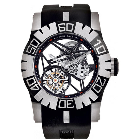Roger Dubuis Easy Diver Skeleton Flying Tourbillon RDDBSE0185