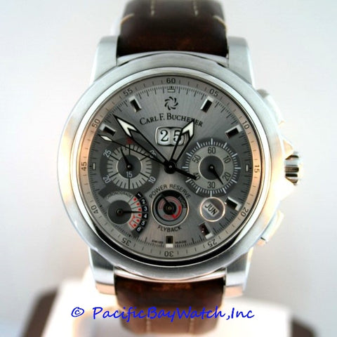 Carl F. Bucherer Patravi Chronograde 00.10623.08.63.01