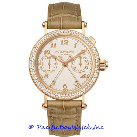 Patek Philippe Ladies Split Second Chronograph 7059R-001