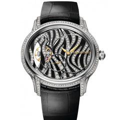Audemars Piguet Millenary Zebra Diamond 77249BC.ZZ.A102CR.01