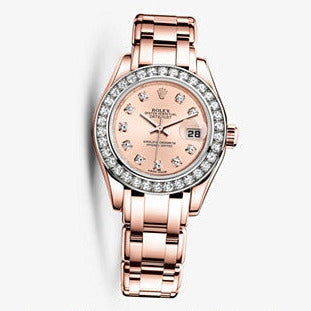 Rolex Datejust Pearlmaster 80285