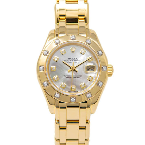 Rolex Pearlmaster 80318 Pre-Owned