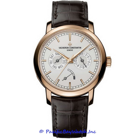 Vacheron Constantin Patrimony Traditionnelle Day/Date 85290/000R-9969