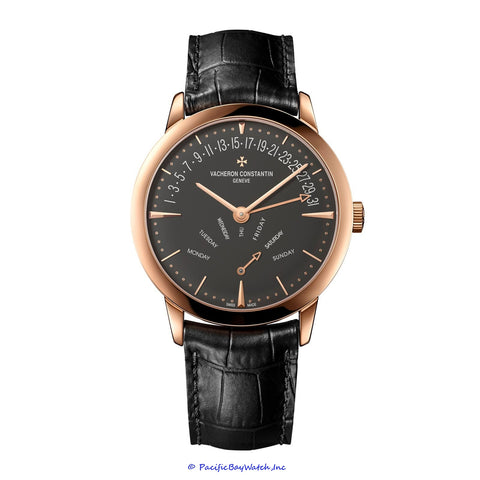 Vacheron Constantin Patrimony Traditionnelle Retrograde Day/Date 86020/000R-9940
