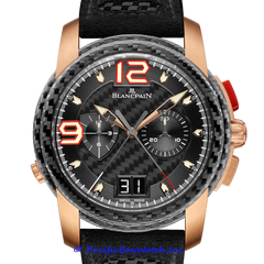 Blancpain L-Evolution Split-Seconds Flyback Chronograph 8886F-3603-52B