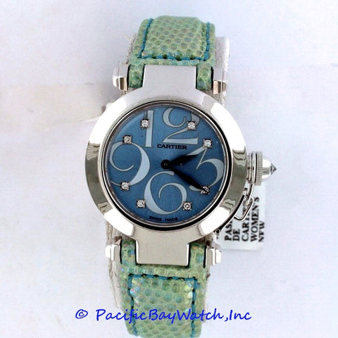 Cartier Pasha Ladies 32mm