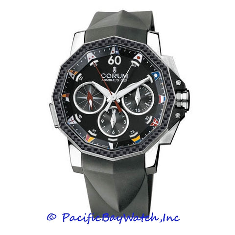 Corum Admiral's Cup Chronograph Mens 986-691-11-F371-AN92
