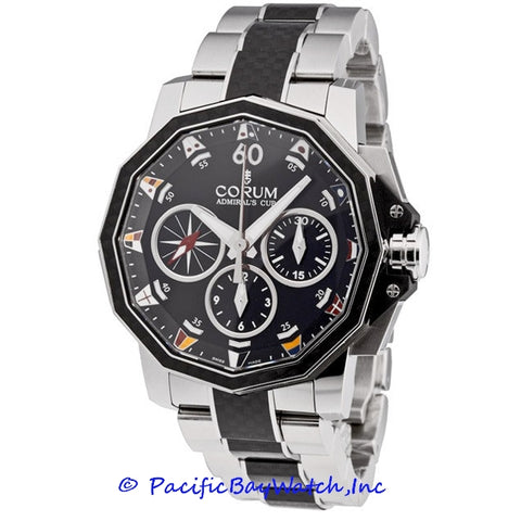 Corum Admiral's Cup Chronograph Mens 986-691-11-V761-AN92