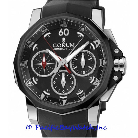 Corum Admiral's Cup Chronograph Mens 986.581.98/F371A