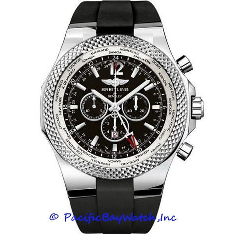 Breitling Bentley GMT A4736212/B919