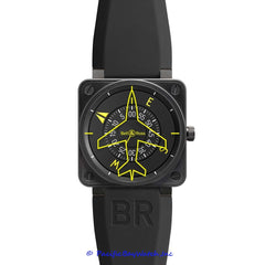 Bell & Ross BR01 Heading Indicator