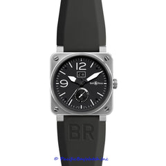 Bell & Ross Men's BR 03-90 Big Date Power Reserve