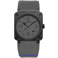 Bell & Ross Men's BR 03-92 Commando Ceramic