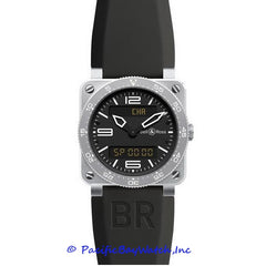 Bell & Ross Men's BR 03 Type Aviation