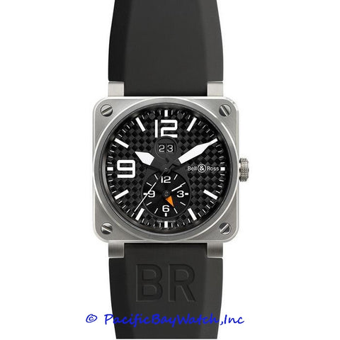 Bell & Ross Men's BR 03-51 GMT