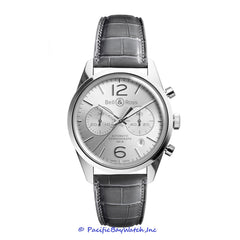 Bell & Ross Vintage 126 Officer Silver