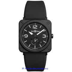 Bell & Ross Mid-Size BR-S Ceramic BRS-BL-CEM