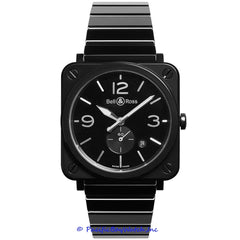 Bell & Ross Mid-Size BR-S Ceramic BRS-BL-CES/SCE