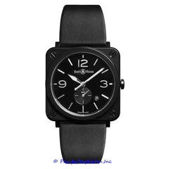 Bell & Ross Mid-Size BR-S Ceramic BRS-BL-CES/SSA