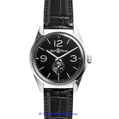 Bell & Ross Vintage 123 Officer Black