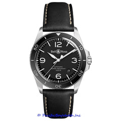Bell & Ross Racing Black Steel BRV292-BL-ST/SCA