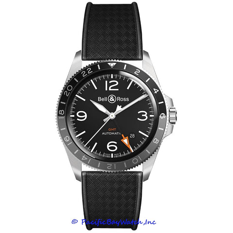 Bell & Ross Racing GMT BRV293-BL-ST/SRB