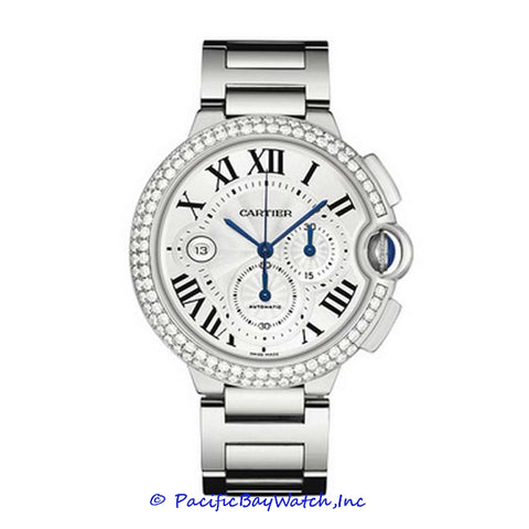 Cartier Ballon Bleu Chronograph WE902001