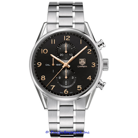 Tag Heuer Carrera Chronograph Men's CAR2014.BA0796
