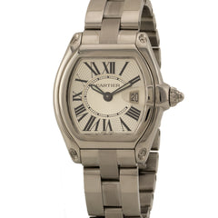 Cartier Roadster Ladies 2675 Pre-Owned