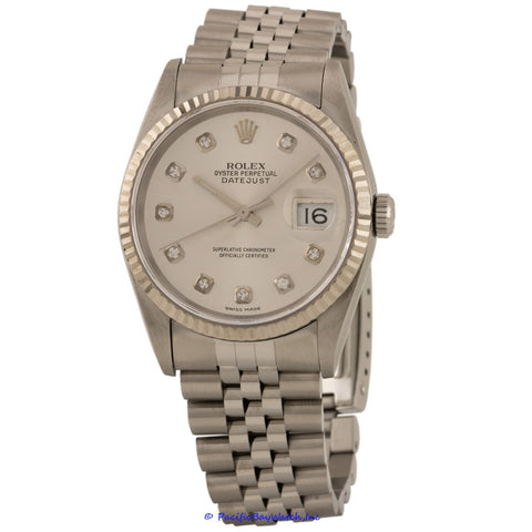 Rolex Datejust Men's 16234 Pre-owned