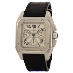 Cartier Santos 100 XL W20090X8 Pre-owned