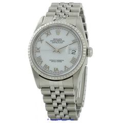 Rolex DateJust Men's 16220 Pre-Owned