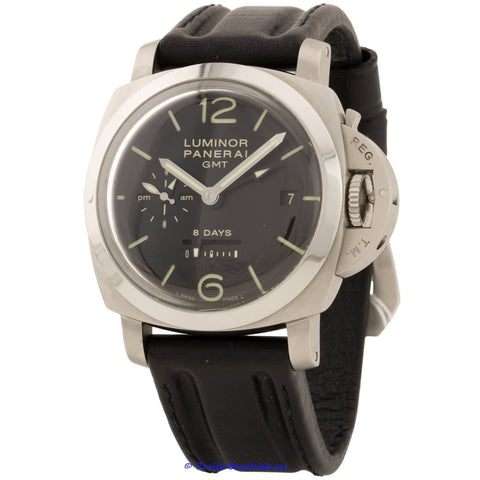 Panerai Luminor GMT PAM00233 Pre-Owned
