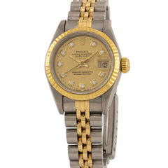 Rolex DateJust Ladies 69173 Pre-Owned Watch